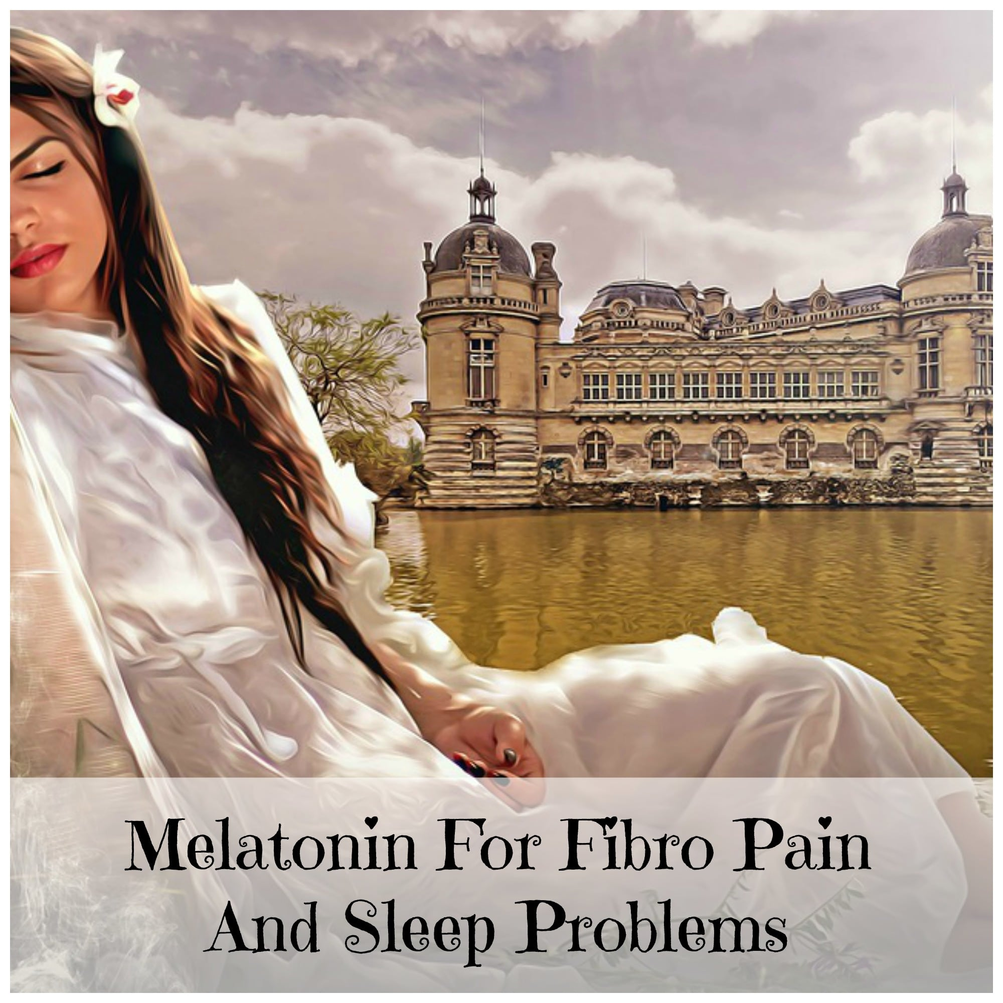 is melatonin good for fibromyalgia