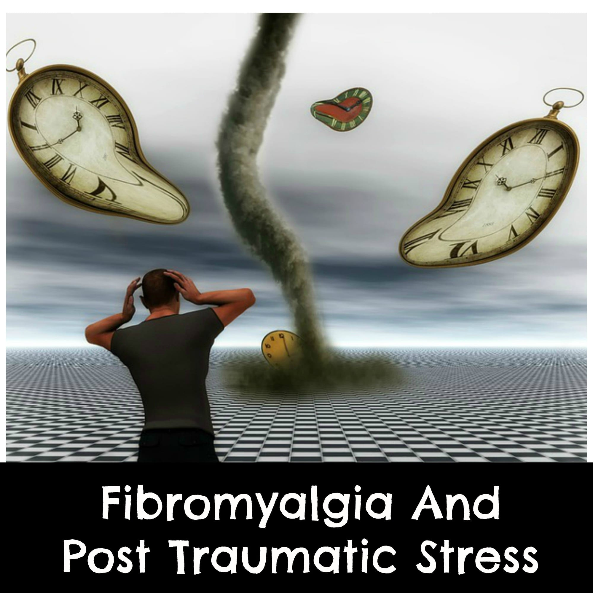 are fibromyalgia and ptsd related