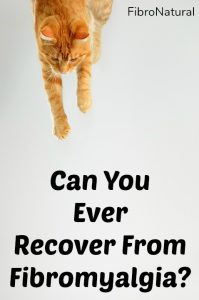 Is it possible to recover from fibromyalgia