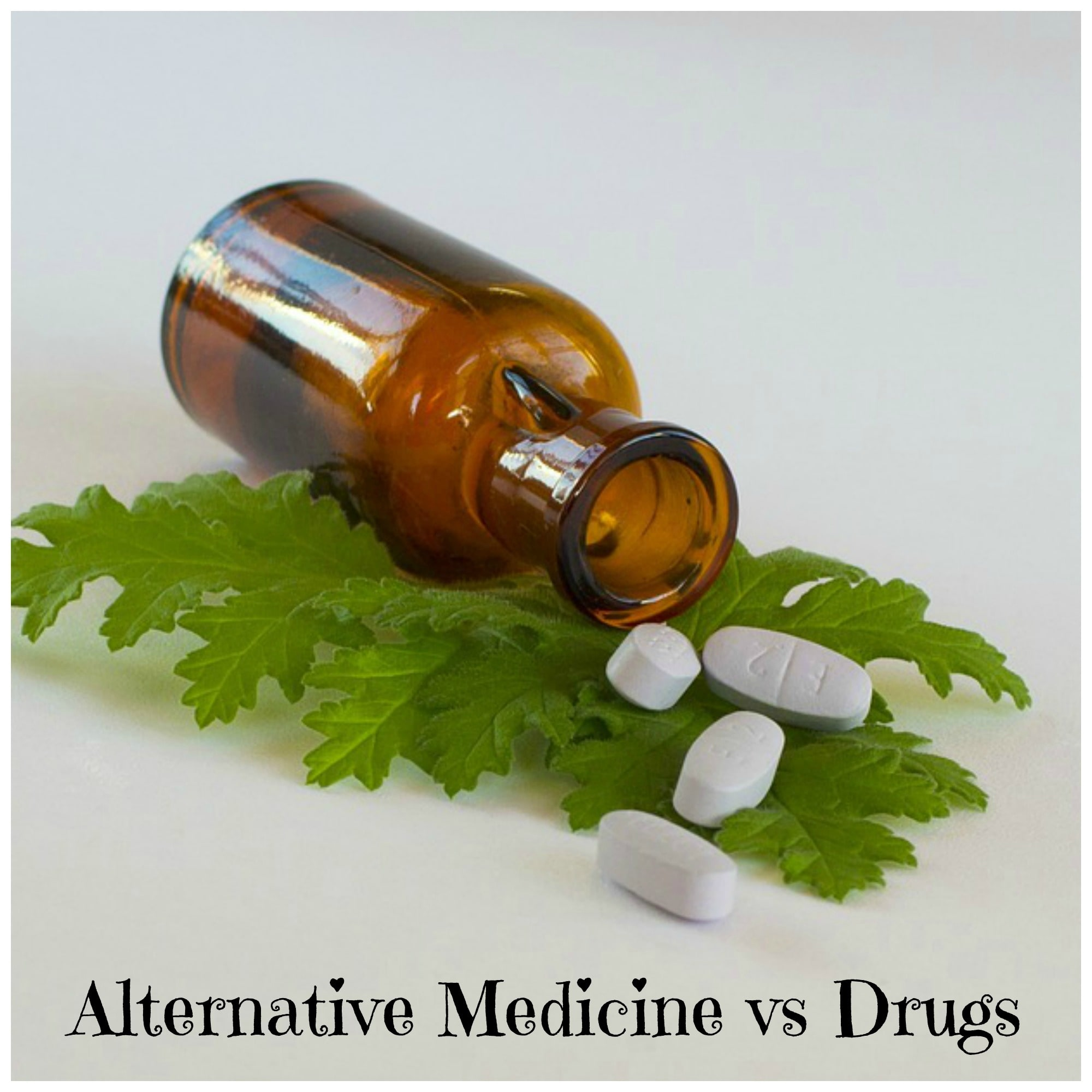 herbal medicine vs prescription drugs